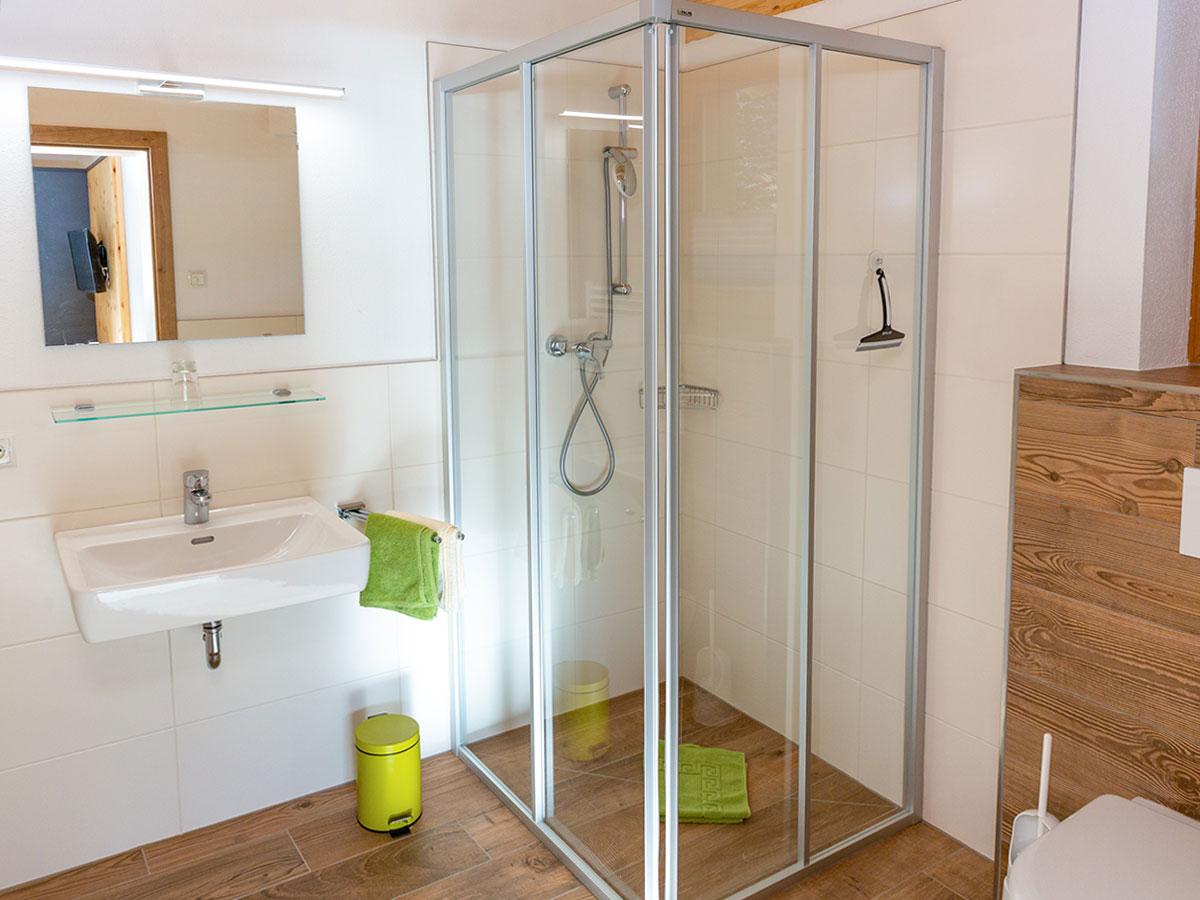 Badezimmer - neue Ferienwohnungen in Kleinarl, Salzburger Land