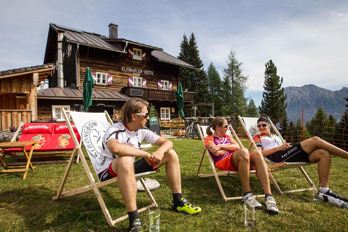 Biken Sommerurlaub Wagrain Kleinarl 3
