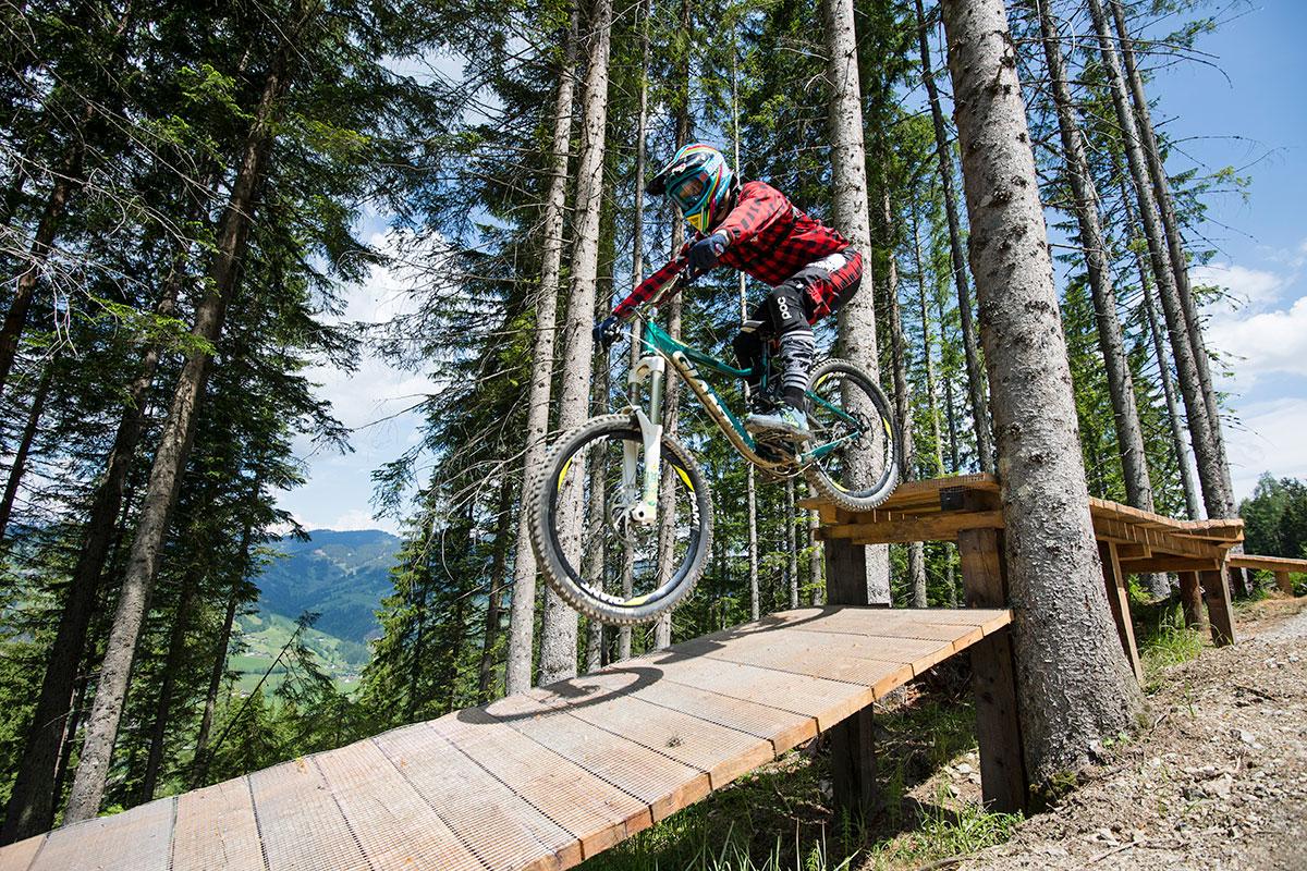 Bikepark Wagrain, Sommerurlaub in Wagrain-Kleinarl