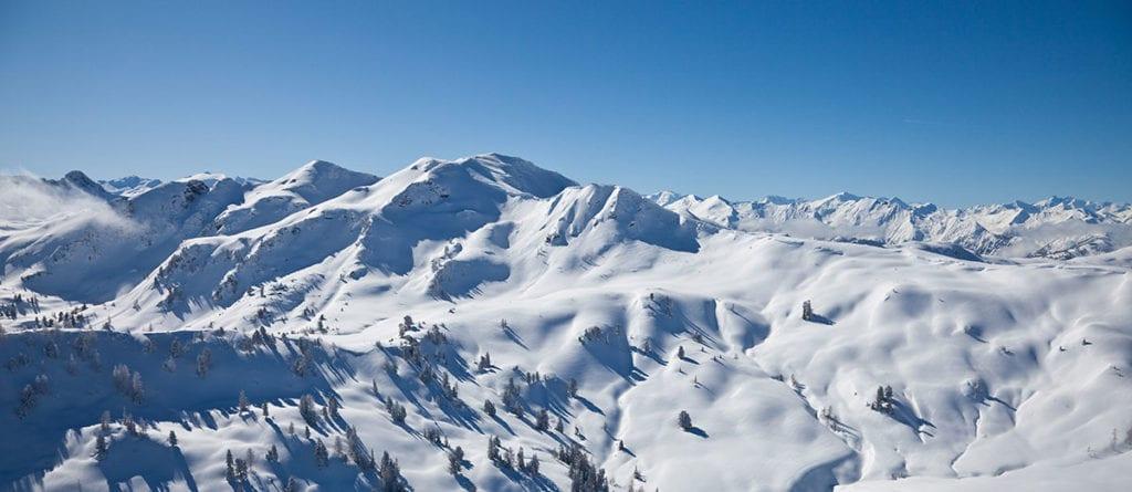 Gipfelpanorama in Wagrain-Kleinarl, Salzburger Land