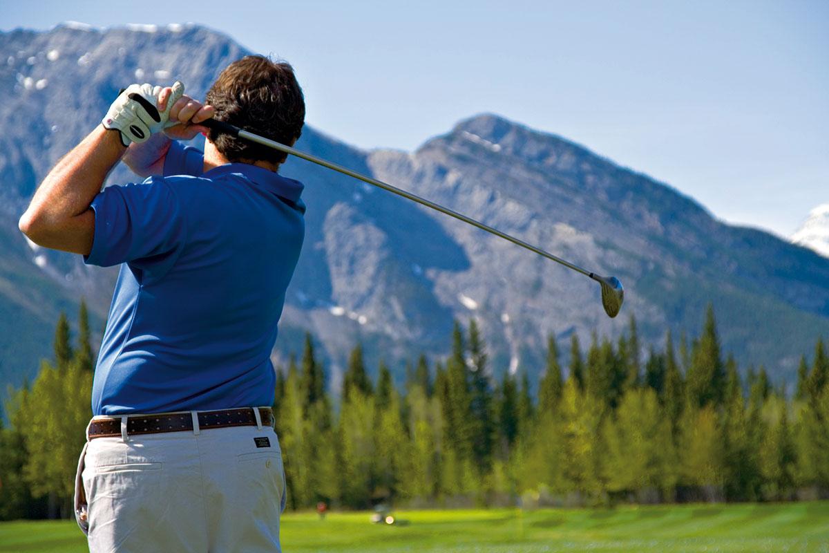 Golfen, Sommerurlaub in Wagrain-Kleinarl