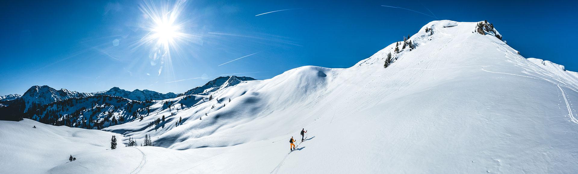 Impressionen Winterurlaub Wagrain Kleinarl Salzburg 1