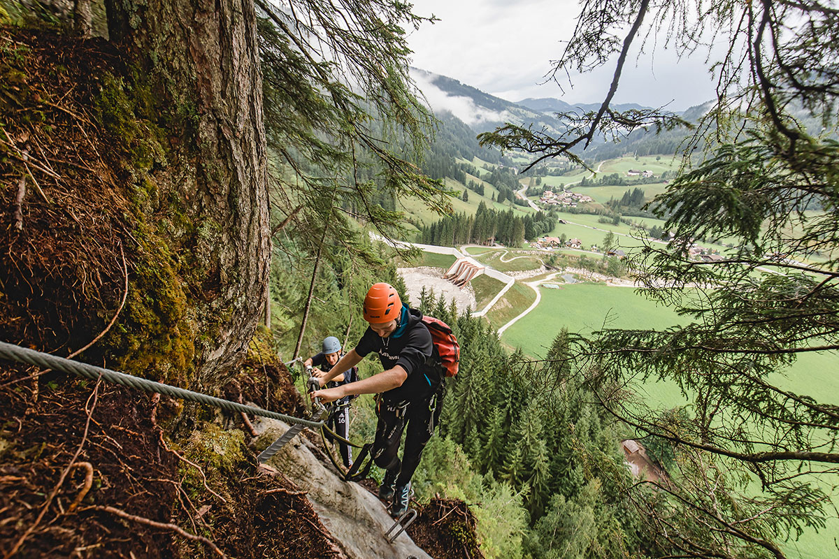 Klettern Wagrain Kleinarl 2