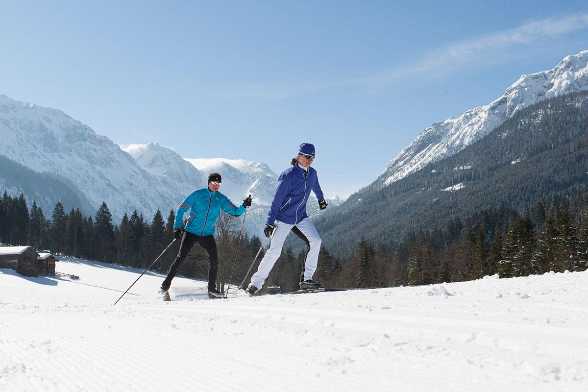 Langlaufen, Winterurlaub in Wagrain-Kleinarl