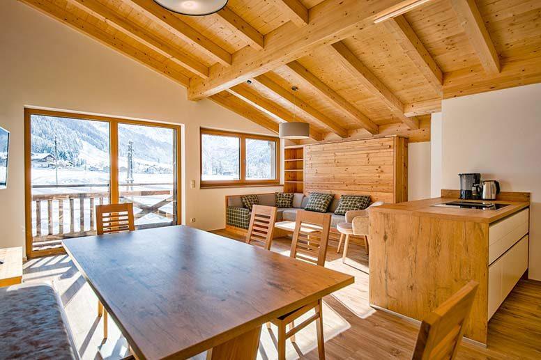 Neue Ferienwohnungen in Kleinarl, Salzburger Land