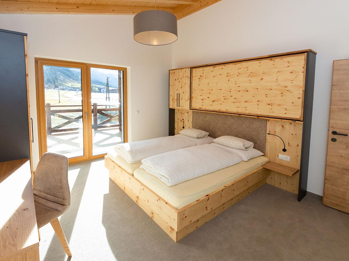 Zimmer - neue Ferienwohnungen in Kleinarl, Salzburger Land