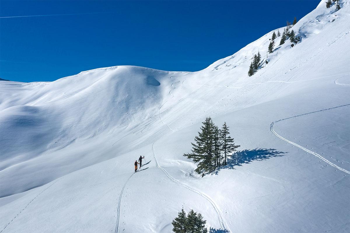 Skitouren Winterurlaub Salzburger Land 2