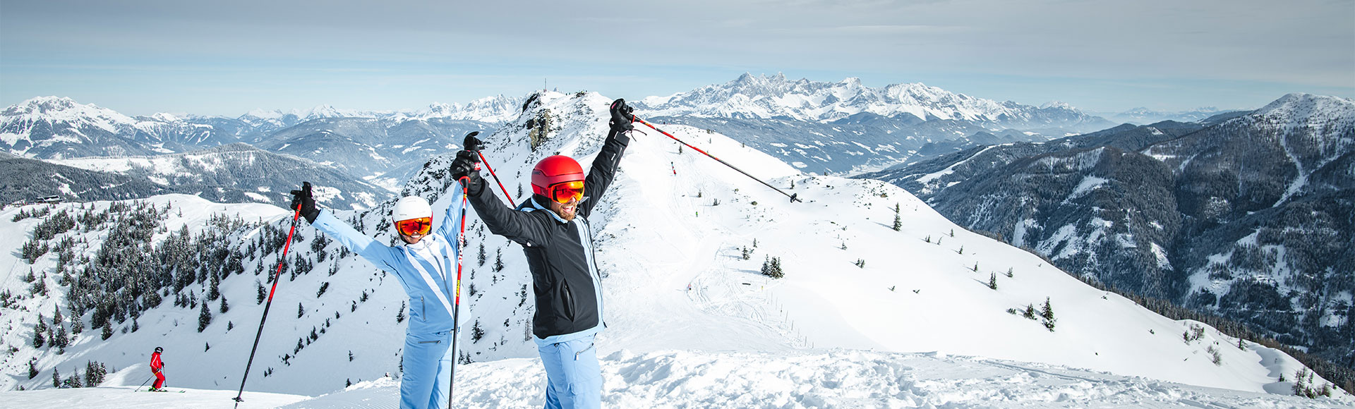 Skiurlaub in Wagrain-Kleinarl
