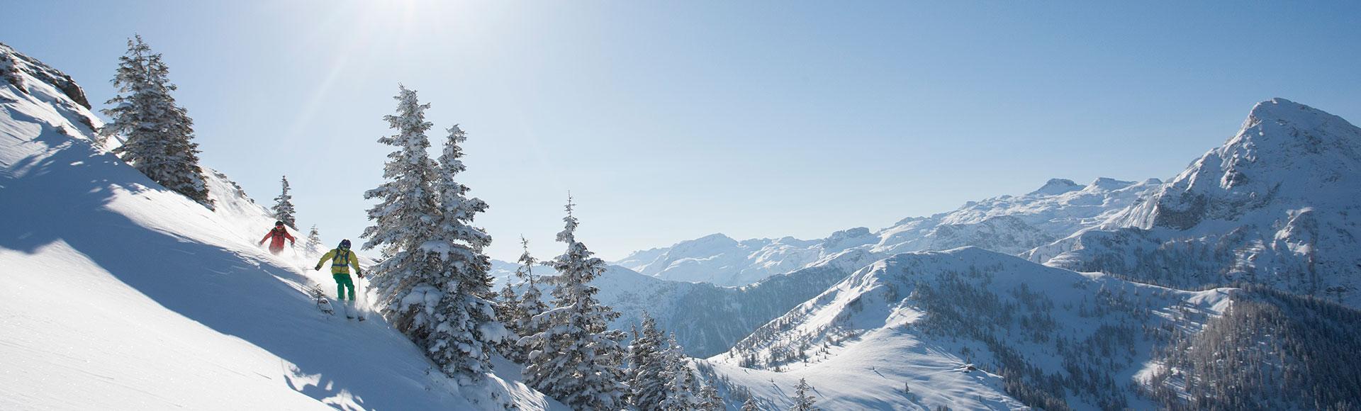 Winter- & Skiurlaub in Wagrain-Kleinarl