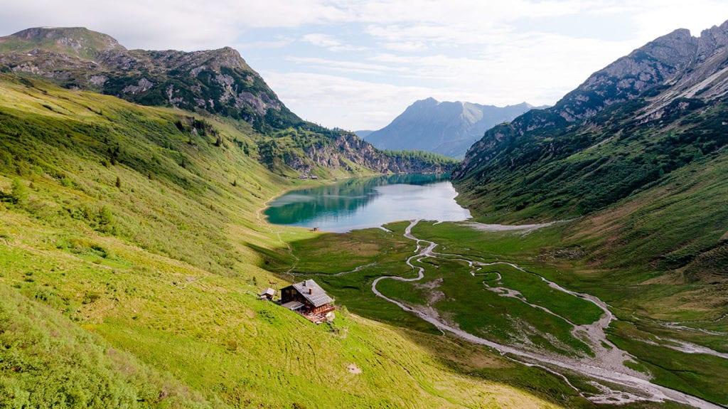 Tappenkarsee – Wanderurlaub in Wagrain-Kleinarl, Salzburger Land