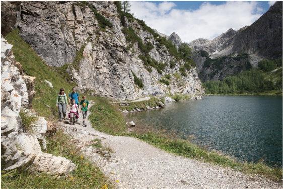 Tappenkarsee - Wanderurlaub in Kleinarl, Salzburg