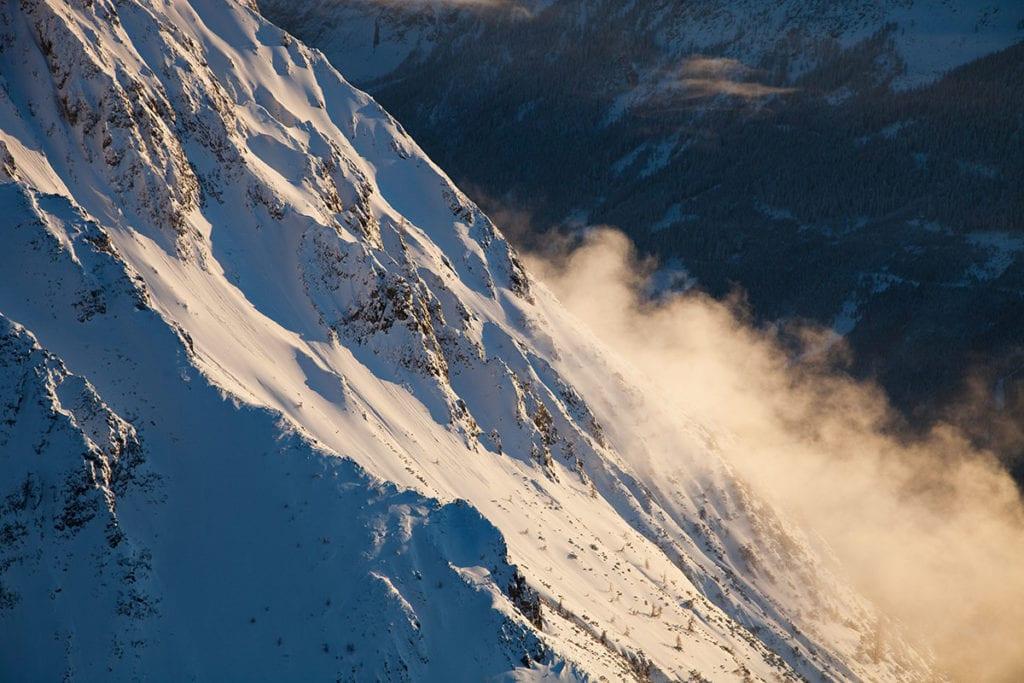 Gipfelpanorama im Winterurlaub in Wagrain-Kleinarl, Salzburger Land