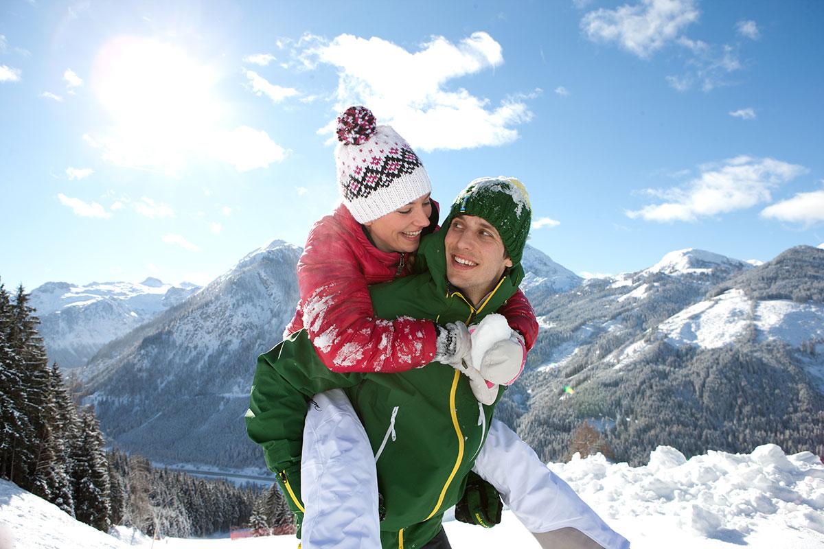 Winterwandern, Winterurlaub im Salzburger Land